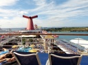 Lido Deck from the Sports Deck