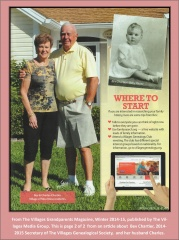 2 - Bev Chartier - Grandparents Magazine Page 2