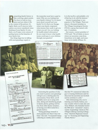 Finding the Roots of the Family Tree-3